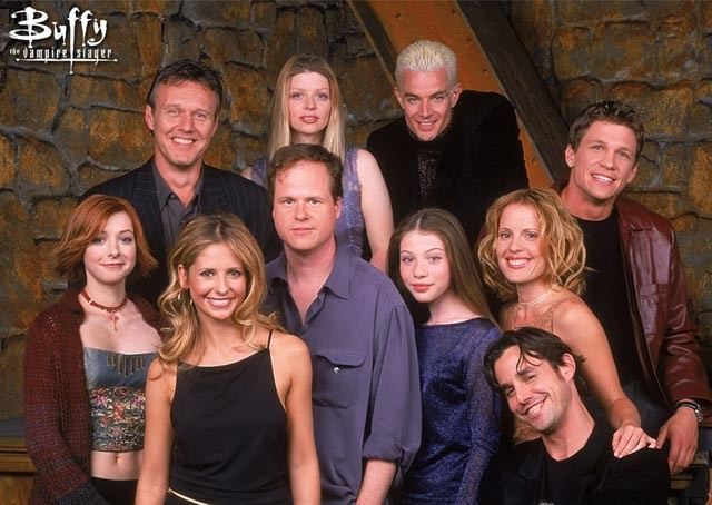 Power Rankings Buffy The Vampire Slayer