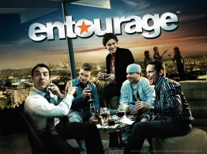 Entourage and Ari