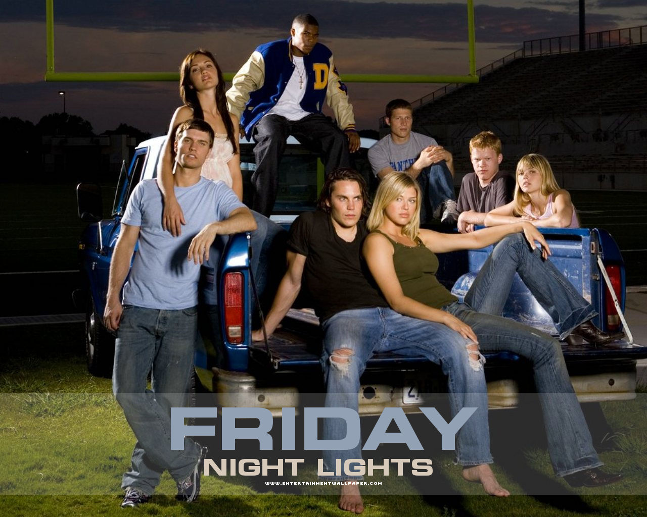 Friday Night Lights Television The Drug Of The Nation