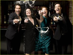 Will, Grace, Karen, and Jack