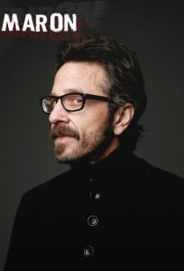 Marc Maron is Maron