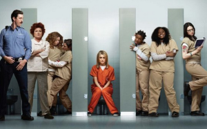 Orange is indeed the New Black