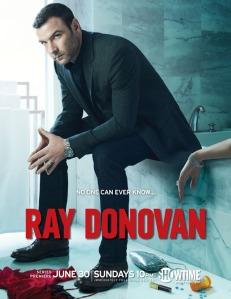 Liev Schreiber is RAY DONOVAN