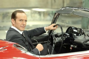 Coulson is an Agent of Shield
