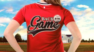 Maggie Lawson's back is in the game