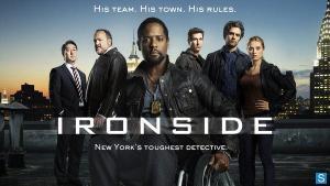 Underwood is Ironside