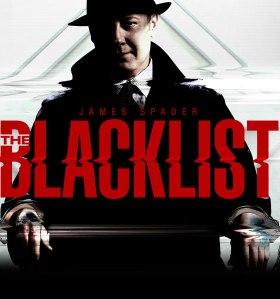Spader is on The Blacklist