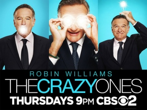 Robin Williams is The Crazy Ones