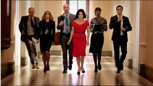 Selena and Staff