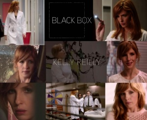 Kerry Reilly and her Black Box